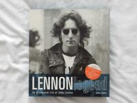 LENNON LEGEND: AN ILLUSTRATED LIFE OF JOHN LENNON - A MUST FOR ANY LENNON OR BEATLES FAN