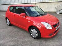 2005 (55) Suzuki Swift 1.3 GL ***1 YEAR MOT***Great Wee Driver***Stunning Looking Wee Car***
