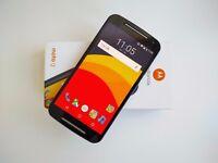 Motorola XT1068 Moto G 2nd Generation - Black - smartphone Android 6.0