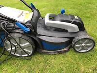 MAC Allister electric lawnmower hardly used