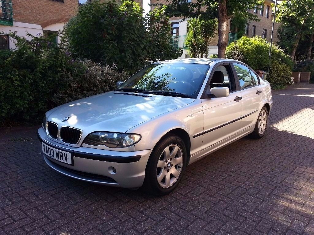 Bmw 320 Turbo Diesel Automatic 2003 Full Service History