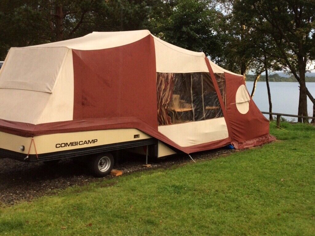 combi trailer tents for sale