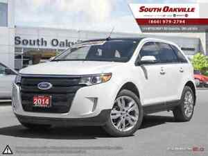 2014 Ford Edge Limited   AWD   NAVIGATION   HEATED LEATHER   SUN