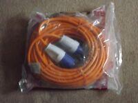 25 m, 16 amp, 240 volt Power Lead