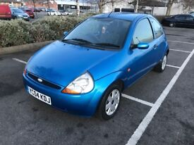 Ford KA, 1.3, *Spare and Repair*.