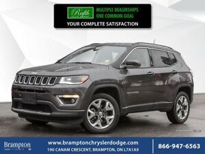 2018 Jeep Compass LIMITED 4X4 |