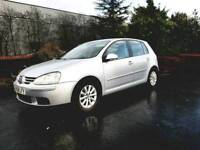 IMMACULATE 2008 VW GOLF 1.9 TDI*ONLY 68K*FULL MOT*ibiza a3 a4 focus Astra: