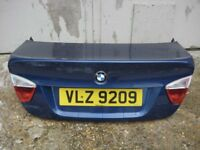 Bmw 3 series E90 4 door saloon bootlid tailgate 2005-2012