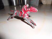 Antique/vintage toy race horse