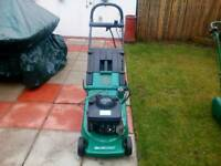 Qualxast lawnmower