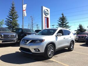 2015 Nissan Rogue SL AWD LEATHER NAVIGATION