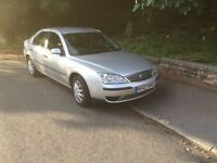Ford mondeo ghia x 2.0 tdci 6 speed
