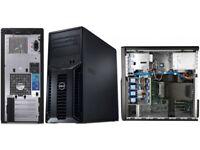 2x PowerEdge T110 II Servers