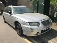 rover 75 classic estate 2004 2.0 diesel silver 5dr - Breaking For Spares