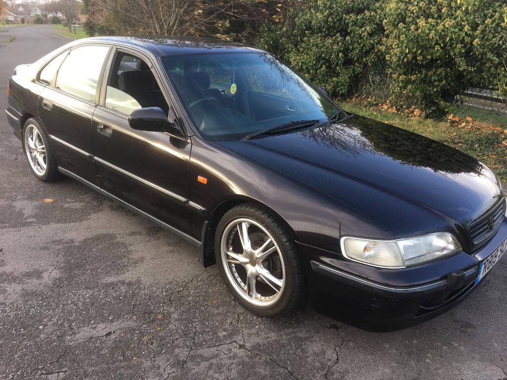 Honda Accord 20 Es Auto Very Long Mot Lowered Suspension Alloy Wheels