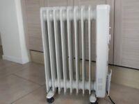 Challenge 2Kw Oil Filled Room Heater
