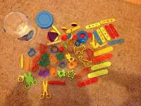 Early Learning Centre bumper activity jar + extras