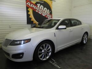 2011 Lincoln MKS AWD, EcoBoost, Toit Panoramique, GPS