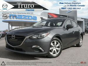 2014 Mazda Mazda3 $38/WK TAX IN!!! A/C! BLUETOOTH! NEW TIRES! $3