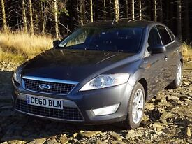 2010 Ford Mondeo Titanium X 2.0TDCi, Service History, Recent MOT, Leather/Suede, DAB, Cruise Control