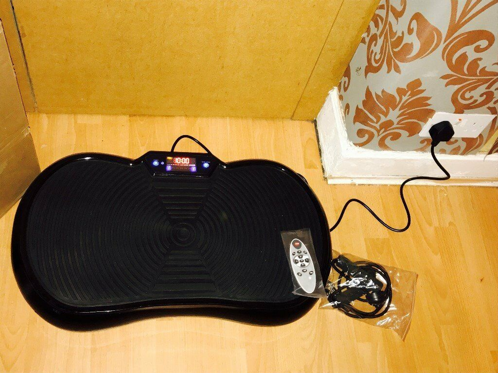 Wonderful Bluefin Fitness Upgraded 2017 Bluetooth 2500 Watts Vibration Plate Fitness Machinein Southside, GlasgowGumtree - Bluefin Fitness Upgraded 2017 Bluetooth 2500 Watts Vibration Plate Fitness Machine Latest 2017 model lose weight fast with the ultimate vibration plate on the market Loose body fat and increase muscle mass 10 minutes on this machine is equivalent to...