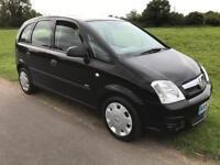 2007 Vauxhall meriva enjoy 1.3 diesel 12 mths mot!!