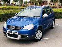 2006 VW POLO 1.4 tdi Dune NEW mot , NEW Clutch. £1950