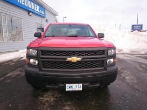 2014 Chevrolet Silverado 1500 LS