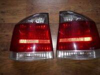 Vauxhall vectra c rear lights