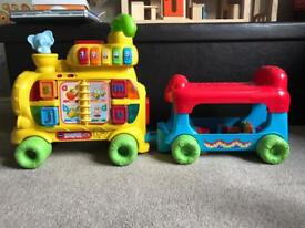 Vtech 4in1 push & ride alphabet train