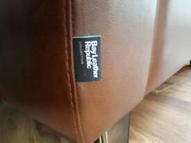 Orkney Bay leather Republic armchair