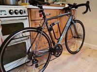 Near new road bike, Sora groupset