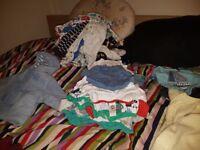 0-3months Boys clothes bundle