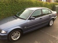 Bmw 318i 12 months MOT good sound condition