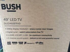 Bush 49-Inch Full HD LED TV