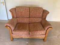 2-seater Sofa and Armchair