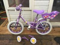 Apollo Sweetpea girls bike