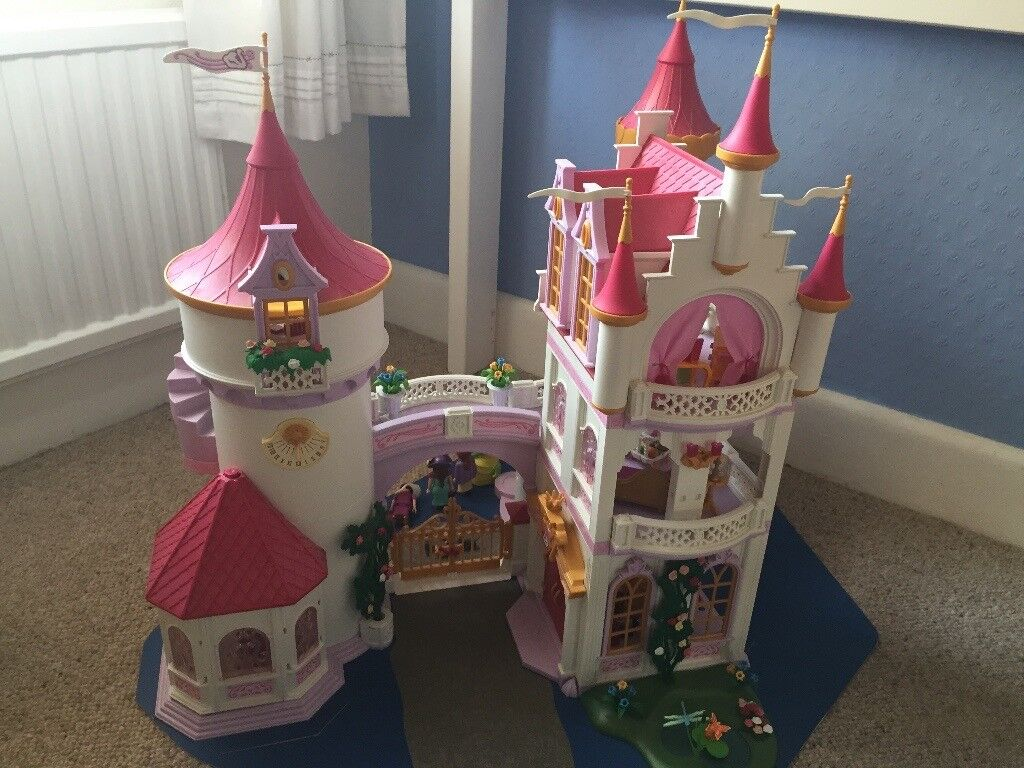 Playmobil 5142 princess fantasy castle in martlesham for Playmobil princesse 5142
