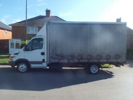 IVECO DAILY CURTAINSIDER