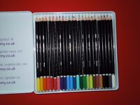 Colouring Pencils from Derwent Academy