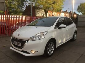 Peugeot 208 1.2 VTi Active 5dr ONLY 1 FORMER KEEPER FROM NEW