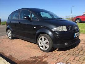 Audi A2 1.4 SE Petrol - 2004 ideal small family first car commuter
