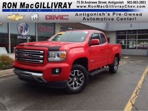 2016 GMC Canyon SLE..Camera..LOW KM..$293 B/W Tax Inc..GM Cert