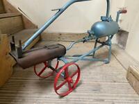 Fabulous looking vintage industrial retro burner
