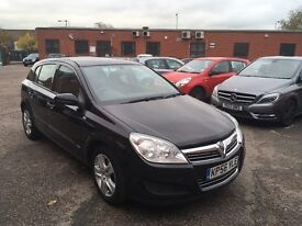 2007 Vauxhall Astra Diesel Good Runner with history and mot