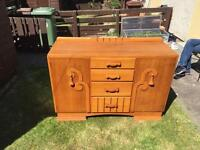 Art Deco Sideboard unit