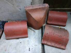4 FREE coping stone, wall brick tops
