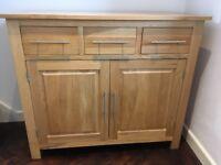 Oak Sideboard, great condition, originally from Oak Furniture Land