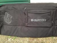 Snowboard bag, Burton.