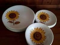 Vintage 50's china